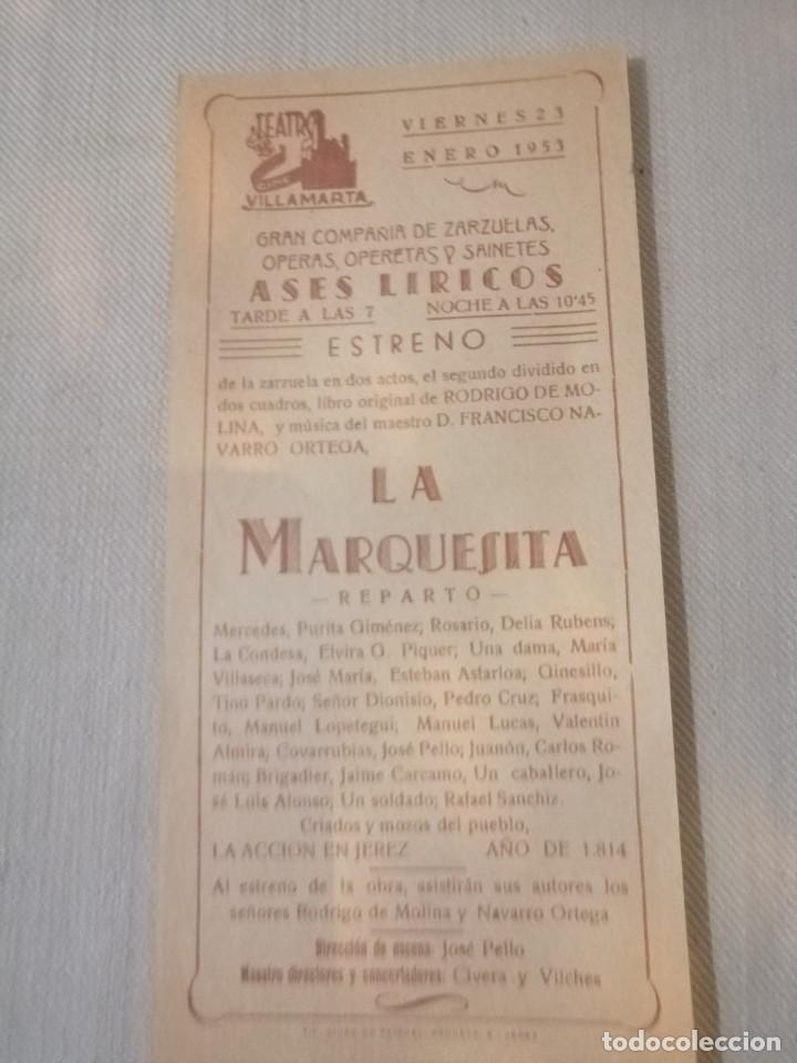 Carteles Feria: Cartel teatro antiguo - Foto 2 - 219081356