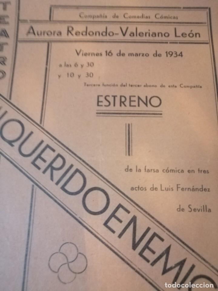 Carteles Feria: Cartel teatro - Foto 2 - 219128530