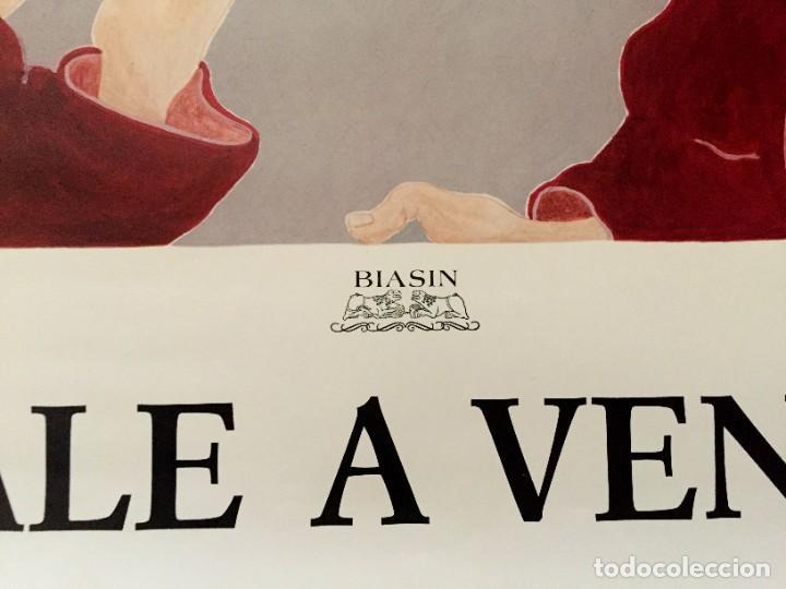 Carteles Feria: Lote de 2 carteles de Carnaval de Venecia de los años 2000_2002 en muy buen estado - Foto 6 - 230587020