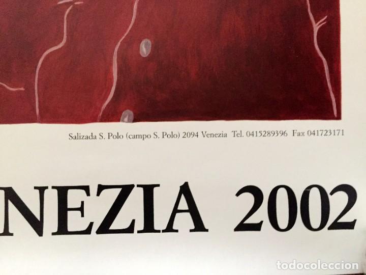 Carteles Feria: Lote de 2 carteles de Carnaval de Venecia de los años 2000_2002 en muy buen estado - Foto 7 - 230587020