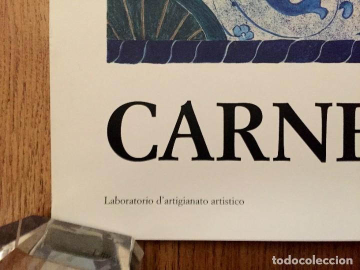 Carteles Feria: Lote de 2 carteles de Carnaval de Venecia de los años 2000_2002 en muy buen estado - Foto 14 - 230587020
