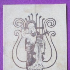Affissi Fiera: LIBRO LIBRITO FERIA Y FIESTAS PATERNA VALENCIA 1953 FIESTAS SANTA CECILIA LV59. Lote 243583820
