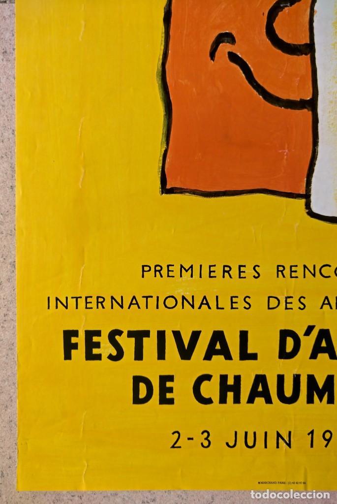 Carteles Feria: Festival daffiches de Chaumont. Savignac - Foto 5 - 252557215