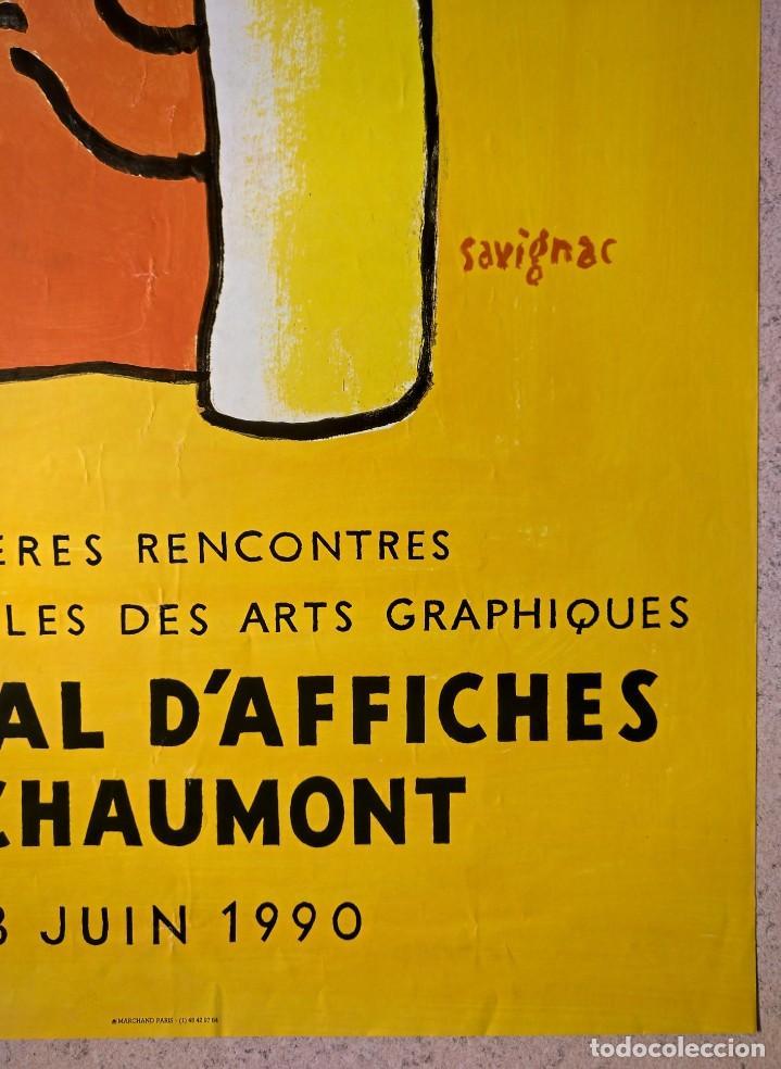 Carteles Feria: Festival daffiches de Chaumont. Savignac - Foto 6 - 252557215