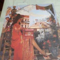 Affissi Fiera: 5 CARTELES FIESTAS CORPUS.SAN JUAN DE DIOS.CAPITULACION DE GRANADA Y BARCELONA '92.. Lote 253781345