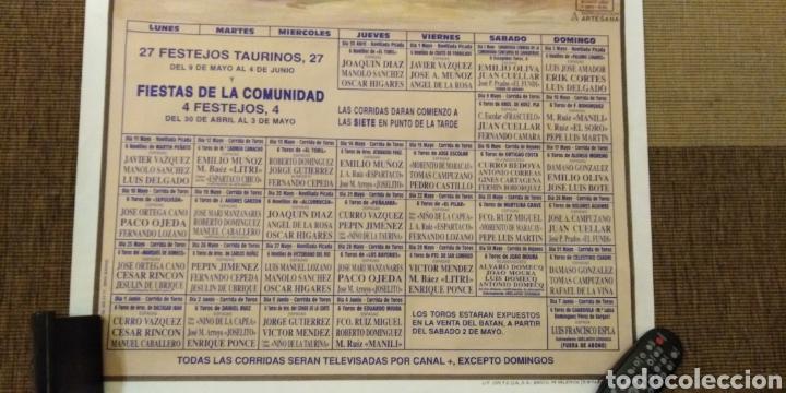 Carteles Feria: Cartel toros - Foto 3 - 262867770