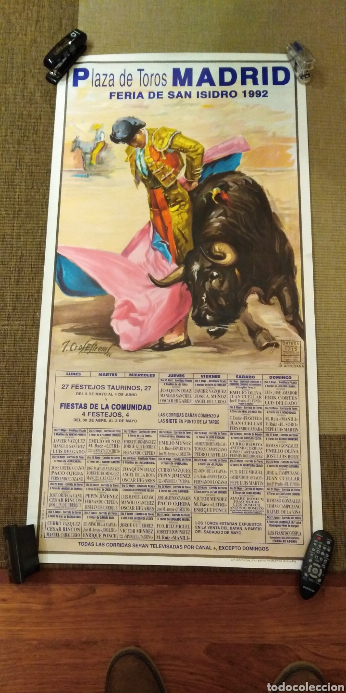 Carteles Feria: Cartel toros - Foto 5 - 262867770