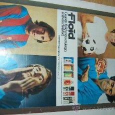 Colecionismo desportivo: PIRRI Y REXACH : ANUNCIO DE 1975. Lote 26471767