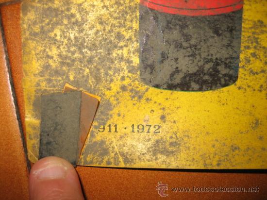 Coleccionismo deportivo: CARTEL XVIII TROFEO CARRANZA CADIZ 26-27 AGOSTO 1972 POKER DE ASES - Foto 3 - 24400111
