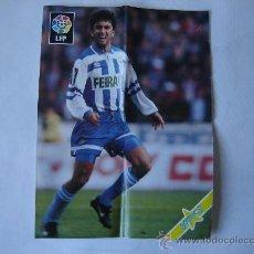 Coleccionismo deportivo: BEBETO EN EL DEPORTIVO DE LA CORUÑA 1994. Lote 9931472