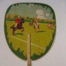 Coleccionismo deportivo: PAI PAI CABALLOS DE POLO-CHOCOLATES JOSE GIMENO DE ALBORAYA,VALENCIA. JOSE ESCRIG, NAVAJAS,CASTELLON. Lote 21488157