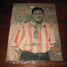 Coleccionismo deportivo: NICOLA DELANTERO CENTRO DEL GRANADA LAMINA DEL MARCA. Lote 11449969