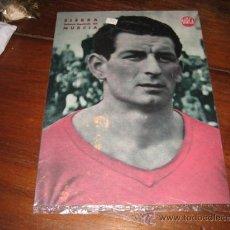 Coleccionismo deportivo: SIERRA DEFENSA IZQUIERDA DEL MURCIA LAMINA DEL MARCA. Lote 11450118