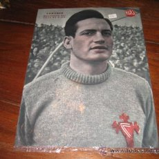 Coleccionismo deportivo: SANCHEZ GUARDAMETA DEL CELTA DE VIGO LAMINA DEL MARCA. Lote 11450737