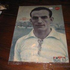 Coleccionismo deportivo: MATEO MEDIO IZQUIERDO DEL SEVILLA LAMINA DEL MARCA. Lote 11450856