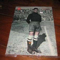Coleccionismo deportivo: BUSTOS GUARDAMETA DEL SEVILLA LAMINA DEL MARCA. Lote 11450936