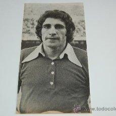 Colecionismo desportivo: UNIÓN DEPORTIVA LAS PALMAS : RECORTE DE CARNEVALLI. HACIA 1979. Lote 11828269