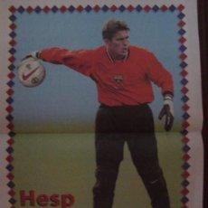 Coleccionismo deportivo: POSTER F.C. BARCELONA : HESP 1998. Lote 24117548