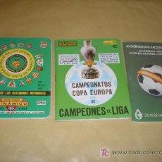Coleccionismo deportivo: 2 DINAMICO Y UN CALENDARIO 90-91. Lote 14697479