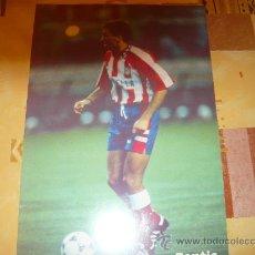 Coleccionismo deportivo: PANTIC JUGADOR DEL ATLETICO DE MADRID. Lote 26943915