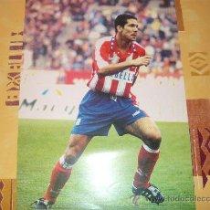 Coleccionismo deportivo: SIMEONE JUGADOR DEL ATLETICO DE MADRID. Lote 26943905