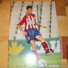 Coleccionismo deportivo: PENEV JUGADOR DEL ATLETICO DE MADRID. Lote 26943916