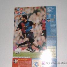 Coleccionismo deportivo: LA LIGA DEL CENTENARIO LANZADA POR SPORT. Lote 26822232