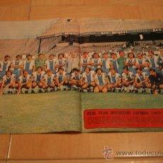 Coleccionismo deportivo: POSTER AS COLOR ESPAÑOL TEMPORADA 73-74. Lote 18486242