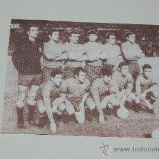 Colecionismo desportivo: SELECCIÓN ESPAÑOLA DE FÚTBOL: RECORTE DE 1968 ( ESPAÑA 1-BÉLGICA 1 ). Lote 19079947