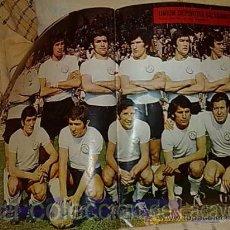 Coleccionismo deportivo: POSTER UNION DEPORTIVA SALAMANCA 72-73. Lote 19201651