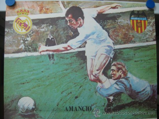 Coleccionismo deportivo: XXII COPA DE EUROPA DE CLUBES DE CAMPEONES-REAL MADRID-F.K.S. STAL MIELEC (POLONIA) AÑO 1976 AMANCIO - Foto 2 - 194394095