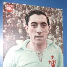 Coleccionismo deportivo: LAMINA POSTER DEL CELTA DE VIGO JUGADOR CONS DEFENSA DERECHO DIARIO MARCA FUTBOL. Lote 22852812