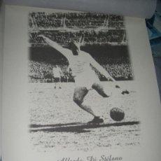 Coleccionismo deportivo: REAL MADRID - 11 GRANDES JUGADORES -. Lote 26341353