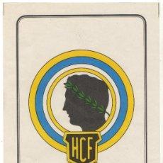 Coleccionismo deportivo: LAMINA POSTER HERCULES DE ALICANTE COLECCION SUPER ADHESIVOS FUTBOL EXCLUSIVAS SALCAS ALMENDRALEJO. Lote 30954382