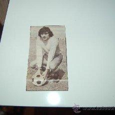Colecionismo desportivo: UNIÓN DEPORTIVA LAS PALMAS: RECORTE DE BRINDISI. FINALES DE LOS AÑOS 70. Lote 23970981