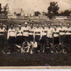 Coleccionismo deportivo: FOTO DE UN EQUIPO DE FUTBOL CATALÁN . Lote 28126289