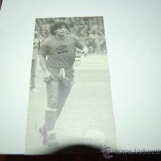 Coleccionismo deportivo: RECORTE DE DIEGO ARMANDO MARADONA. Lote 28203167