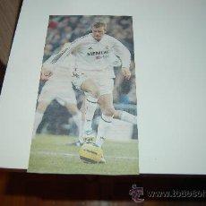 Collectionnisme sportif: REAL MADRID: RECORTE DE DAVID BECKHAM. Lote 28402603