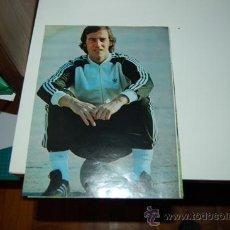 Coleccionismo deportivo: JOHAN NEESKENS: MINIPÓSTER DE 1981. Lote 31299431