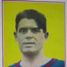 Coleccionismo deportivo: VICENTE PIERA F.C. BARCELONA. MINI-PÓSTER. Lote 31358004