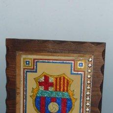 Coleccionismo deportivo: ANTIGUO PLAFON DEL FUTBOL CLUB BARCELONA. BARÇA. FCB.. Lote 31406057
