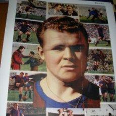 Coleccionismo deportivo: BARÇA : JUGADORES HISTORICOS .. Lote 31411628
