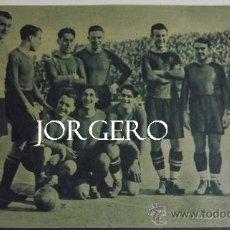 Coleccionismo deportivo: F.C. BARCELONA. CAMPEÓN DE COPA Y CAMPEÓN DE CATALUÑA 1924-1925. RECORTE. Lote 57923010