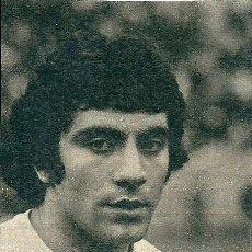 Colecionismo desportivo: UNIÓN DEPORTIVA LAS PALMAS: RECORTE DE MIGUEL ÁNGEL BRINDISI. HACIA 1980. Lote 32562877