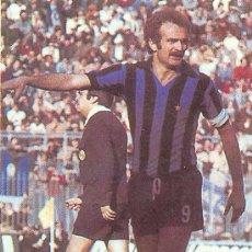 Coleccionismo deportivo: INTERNAZIONALE ( INTER ) DE MILAN: RECORTE DE SANDRO MAZZOLA. Lote 33267374