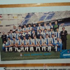Coleccionismo deportivo: RCD ESPANYOL . 1990 -1991.. Lote 34303142