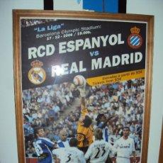 Coleccionismo deportivo: RCD ESPANYOL. Lote 34303545