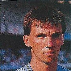 Colecionismo desportivo: REAL CLUB CELTA DE VIGO: RECORTE DE LITO. 1987. Lote 34949949
