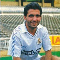 Collectionnisme sportif: REAL MADRID: GRAN RECORTE DE GICA HAGI. 1990. Lote 34980291