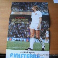 Coleccionismo deportivo: POSTER IDIGORAS. VALENCIA C.F. . Lote 36745135